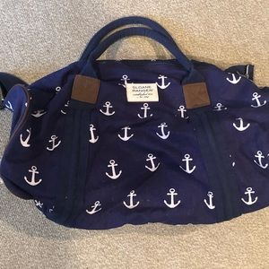 Handbags - Sloane Ranger Duffle in cute Nautical Print!